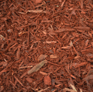 Landscape Red Mulch