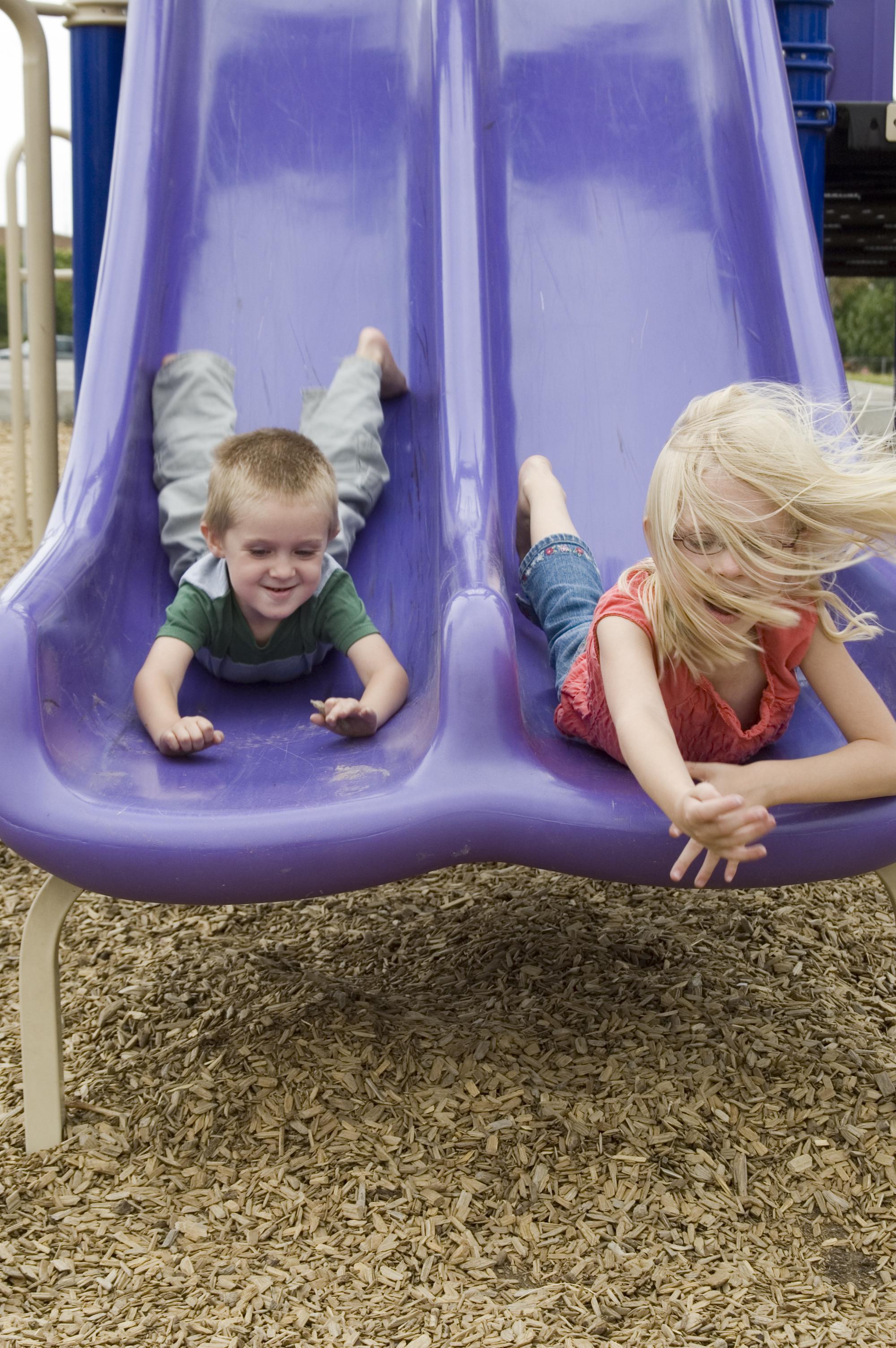 ParkMat® playground mulch